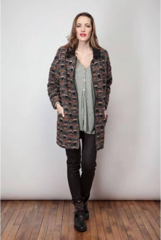 07b1405e558fa1 Eva Tralal Orsay winter jacket at Bijou Boutique | Bijou Boutique ...