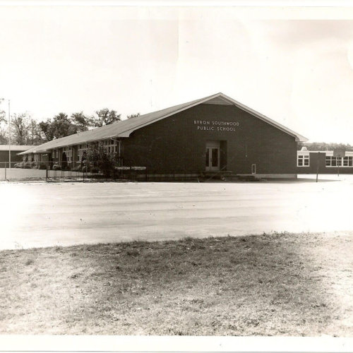 Southwold School Bryon